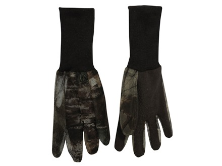 Hunter's Specialties Mesh Back Gloves Polyester Realtree Xtra Camo