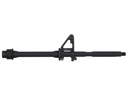 "DPMS Barrel AR-15 6.8mm Remington SPC AP4 Contour 1 in 11"" Twist 16"" Chrome Moly Matte with Front Sight"