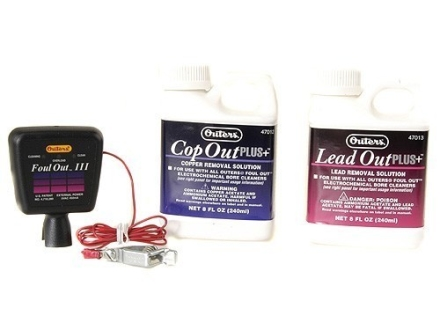 Outers Foul Out 3 Bore Cleaning System