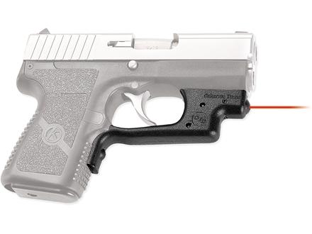 Crimson Trace Laserguard Kahr P9, CM9, PM9, CW9, P40, PM40, CW40 Polymer Black