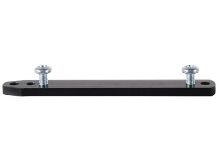 Noveske Benelli M1, M4 Aftermarket Recoil Pad Adapter Plate Aluminum Black