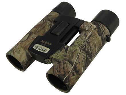 Nikon Sportstar Binocular 10x 25mm Roof Prism Realtree APG HD Camo