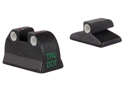 Meprolight Tru-Dot Sight Set Magnum Research Baby Eagle Steel Blue Tritium Green