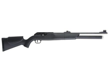 Walther 1250 Dominator Air Rifle 22 Caliber Black Polymer Stock Blue Barrel