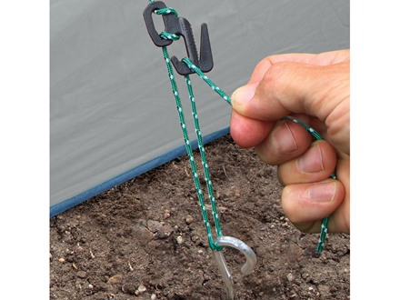 Nite Ize Figure 9 Rope Tightener Tent Line Kit