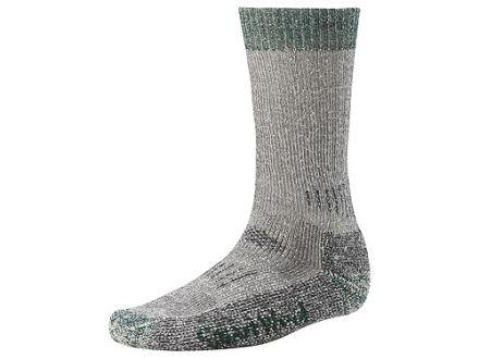 SmartWool Mens Hunting Extra Heavyweight Crew Sock Wool Blend