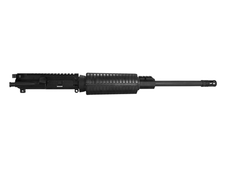 "DPMS AR-15 A3 Upper Receiver Assembly 300 AAC Blackout 16"" Barrel GlacierGuard Handguard Single Rail Gas Block A2 Flash Hider"