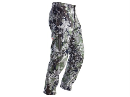 Sitka Gear Men's 90% Pants Polyester Gore Optifade Forest Camo Large 34-37