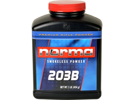 Norma 203-B Smokeless Gun Powder