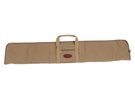 "Boyt Double Shotgun Gun Case 52"" Canvas Khaki"