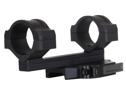 Bobro Precision Optic Mount 1-Piece Quick-Detachable Scope Mount Picatinny-Style with Integral Rings Flattop AR-15 Matte
