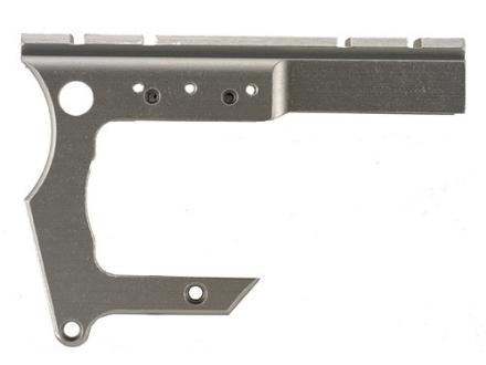 Aimtech No-Tap Weaver-Style Base S&W N-Frame Silver