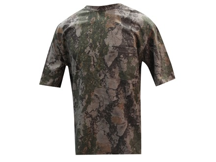 Natural Gear Men's T-Shirt Short Sleeve Cotton