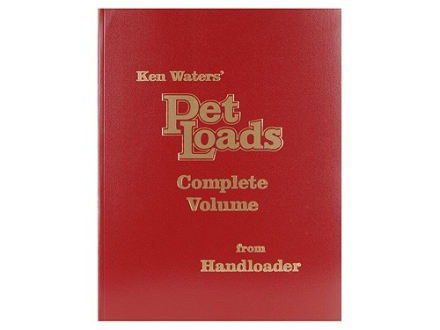 """Pet Loads, Complete Volume"" Book by Ken Waters"