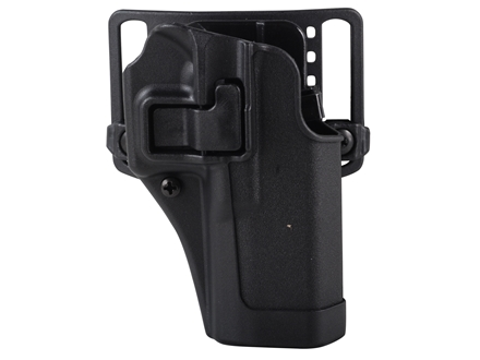 BlackHawk CQC Serpa Holster Right Hand Glock 17, 22, 31 Polymer Black