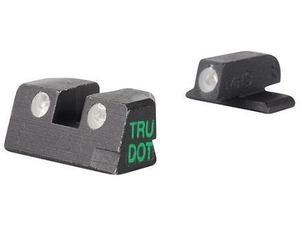 Meprolight Tru-Dot Sight Set Springfield XD 45 ACP Steel Blue Tritium Green