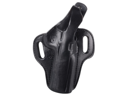 El Paso Saddlery Strongside Select Thumb Break Outside the Waistband Holster Right Hand 1911 Government Leather Black