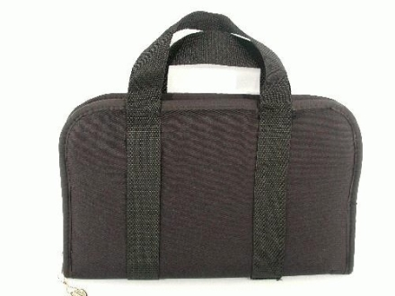 "Soft Armor Rex Pistol Case 14"" Black"