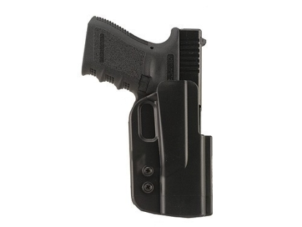 Blade-Tech Revolution Injection Molded Paddle Holster Right Hand 1911 Government Polymer Black