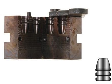 Lyman 2-Cavity Bullet Mold #401043 38-40 WCF (401 Diameter) 175 Grain Flat Nose