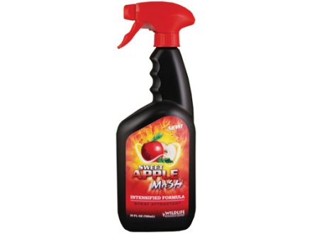 Wildlife Research Sweet Mash Deer Attractant Spray 24 oz