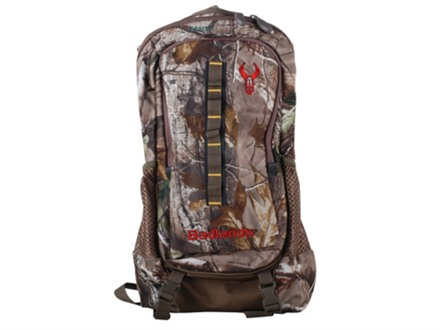 Badlands Reactor Backpack with 105 oz Hydration System Polyester Realtree AP Camo