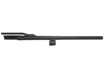 "Remington Slug Barrel Remington 11-87 Special Purpose Deer 12 Gauge 3"" 21"" Rifled Cantilever Mount Matte"