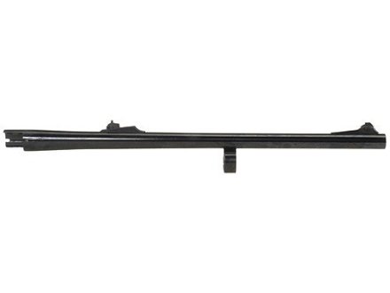 "Remington Barrel Remington 870 Wingmaster 16 Gauge 3"" 20"" Rem Choke with Improved Cylinder Choke, Rifle Sights Blue"