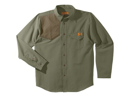 Under Armour Men's UA Prey Long Sleeve Shooting Shirt
