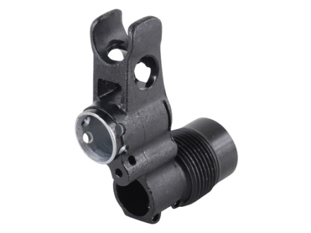 Arsenal, Inc. Krinkov-Type Front Sight & Gas Block with M24x1.5 RH Threads AK-47, AK-74