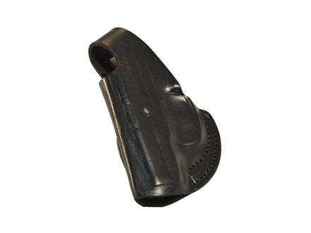 DeSantis Quick Snap Outside the Waistband Holster Left Hand Beretta Pico Leather Black