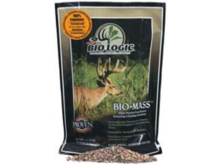 Biologic BioMass Legume Annual Food Plot Seed Bag 25 lb