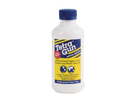 Tetra Gun Copper Bore Cleaning Solvent 4 oz Liquid