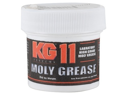 KG KG-11 Moly Grease 2 oz