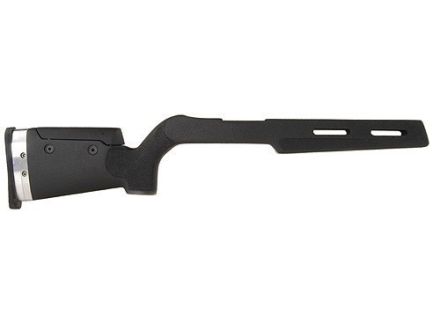 "Bell and Carlson Odyssey Adjustable Target-Style Rifle Stock Ruger 10/22 .920"" Barrel 3-Way Butt Assembly Synthetic Black"