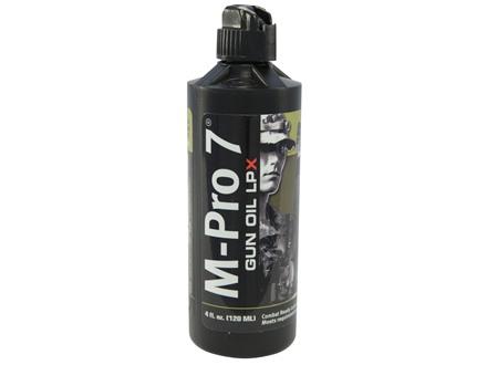 M-Pro 7 LPX Gun Oil 4 oz Liquid