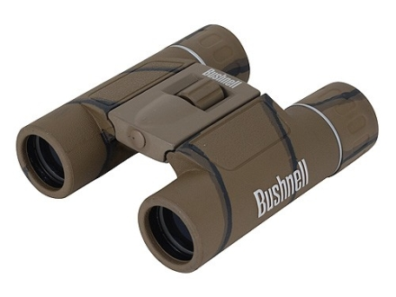 Bushnell Powerview Binocular Roof Prism Rubber Armored
