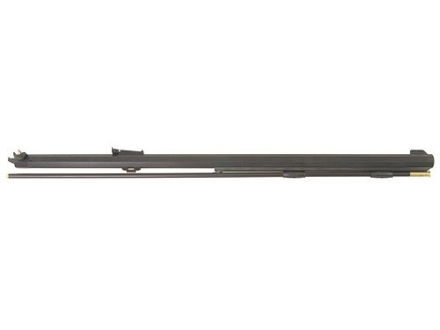 "Green Mountain Muzzleloader Interchangeable Barrel System 54 Caliber 15/16"" Octagon 1 in 28"" Twist 28"" Caplock 1137 Steel Blue"