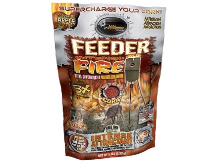 Wildgame Innovations Feeder Intensi-Fire Deer Supplement Fresh Apple Bag 5.5 lb