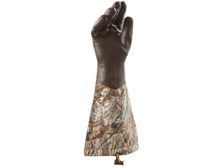 Under Armour SkySweeper Gloves Synthetic Blend Mossy Oak Duck Blind Camo XL