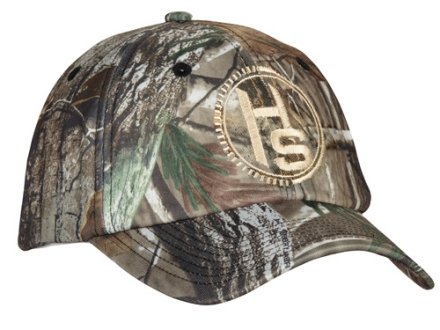 Hunter's Specialties Logo Cap Cotton Realtree AP Camo