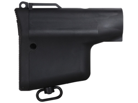 Troy Industries Battle Ax CQB Collapsible Buttstock AR-15, LR-308 Mil-Spec Diameter Polymer Black