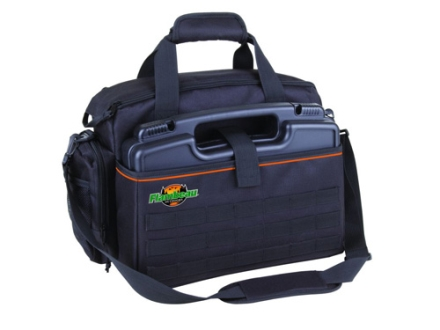 Flambeau Safe Shot Medium Range Bag with Hard Pistol Case Black