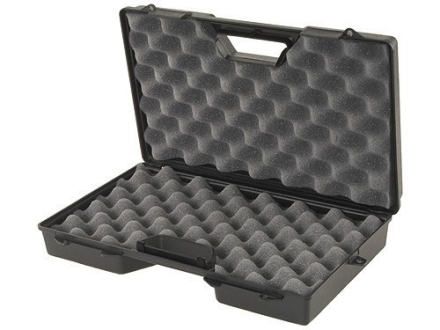 "MTM Scoped Pistol Case 15"" Black"