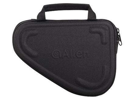 Allen Molded Compact Pistol Gun Case Nylon Black