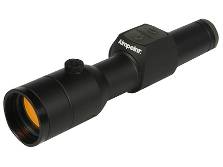 Aimpoint Hunter H30S (Short) Red Dot Sight 30mm Tube 1x 2 MOA Dot Matte with Weaver-Style Rings