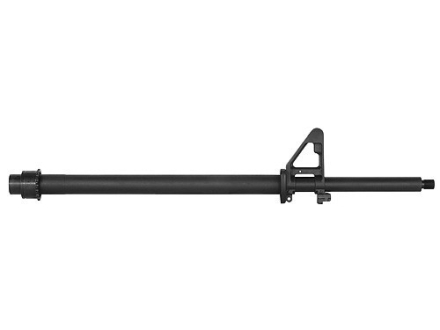 "Olympic Arms UltraMatch Barrel AR-15 223 Remington Heavy Contour 1 in 10"" Twist 20"" Stainless Steel Black with Front Sight Pre-Ban"