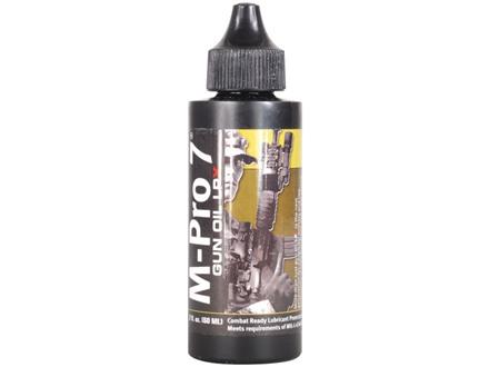 M-Pro 7 LPX Gun Oil 2 oz Liquid
