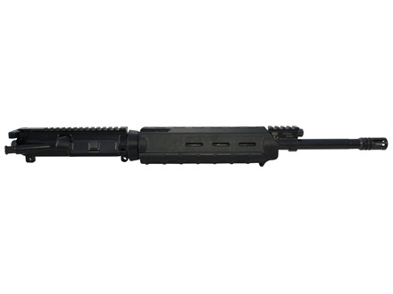 "Adams Arms AR-15 A3 Base MOE Mid Length Gas Piston Upper Assembly 5.56x45mm NATO 1 in 7"" Twist 16"" Barrel Melonite Finish with Magpul MOE Handguard, Flash Hider"
