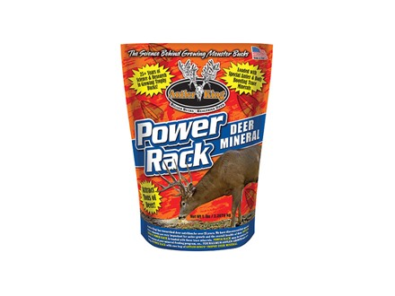 Antler King Power Rack Mineral Deer Supplement Granular 5 lb